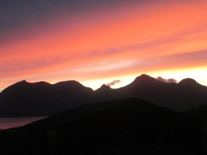 eigg sunset 007
