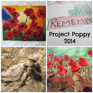 project poppy collage
