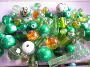 green-and-amber-beads